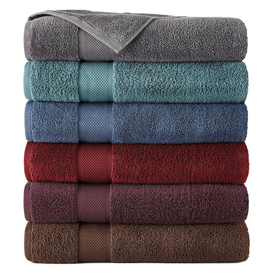 Liz Claiborne Microcotton Bath Towels