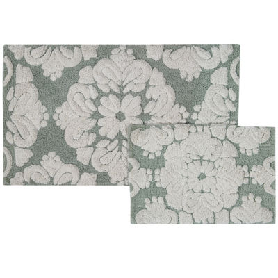 Better Trends Medallion 2-pc. Large Bath Rug Set