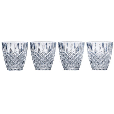 Mikasa® Harding Set of 4 Double Old Fashioned Glasses