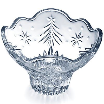 Mikasa® Celebrations Clear Footed Bowl