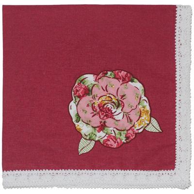 Homewear Rose Kiss Set of 4 Napkins