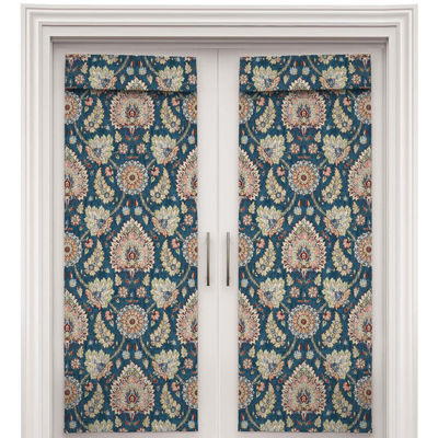 Beautiful Clifton Hall Rod Pocket Door Panel