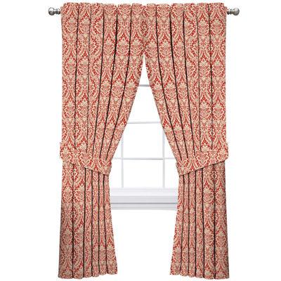Waverly® Donnington Rod-Pocket Curtain Panel