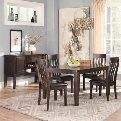 Signature Design by Ashley® Towson 5-Pc Standard Height Dining Set