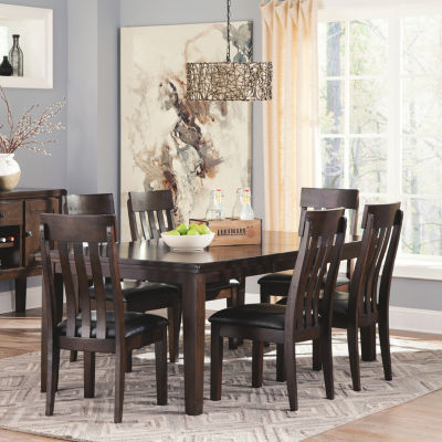 Signature Design by Ashley® Towson 7-Pc Standard Height Dining Set