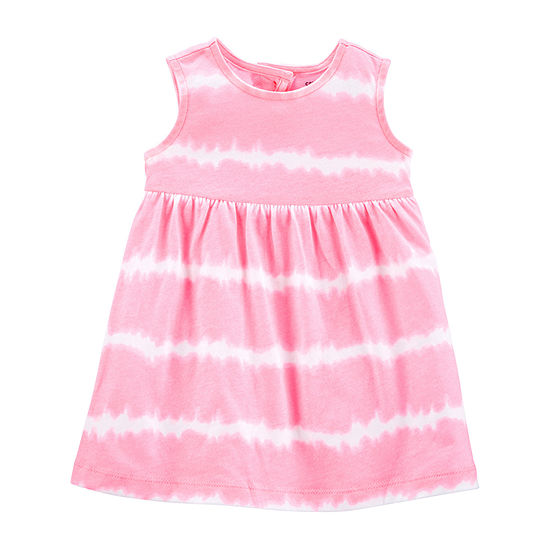 Carter's Baby Girls Sleeveless A-Line Dress