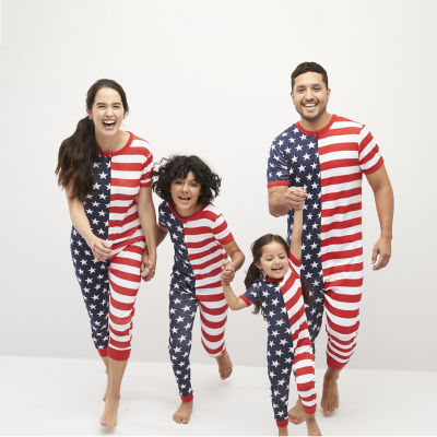 Americana Matching Family Union Suits