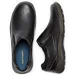 Hush Puppies® Lunar II Mens Comfort Slip-On Shoes