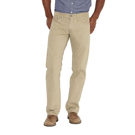 Levi's Men's 514 Straight Fit Pants, 30 32, Black