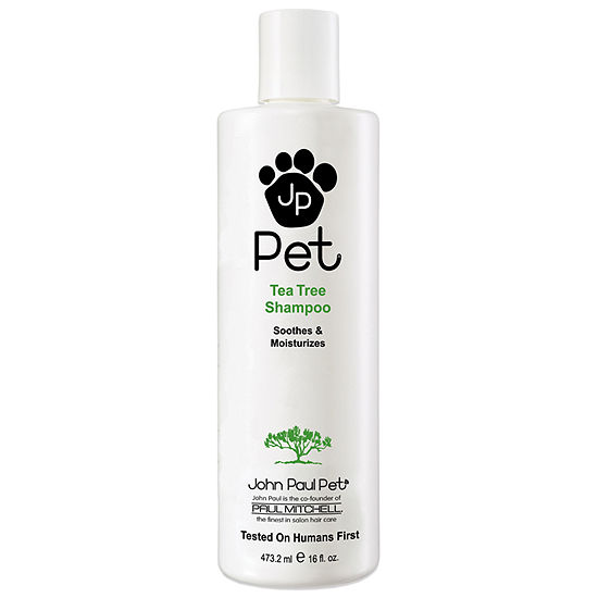 John Paul Pet Tea Tree Shampoo - 16 oz.