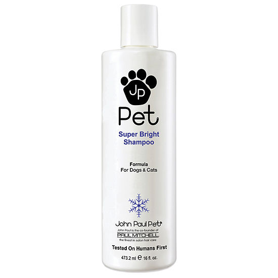 John Paul Pet Super Bright Shampoo - 16 oz.
