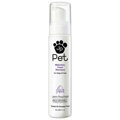 John Paul Pet Waterless Foam Shampoo - 8.5 oz.