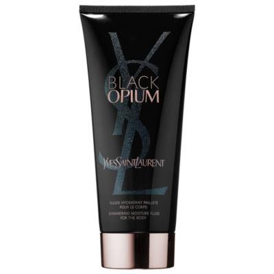 Yves Saint Laurent Black Opium Shimmering Moisture Fluid For The Body