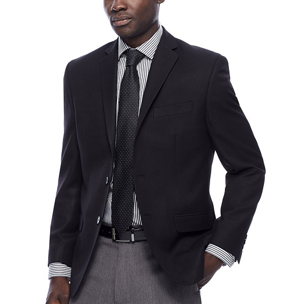 Collection by Michael Strahan Twill Jacket - Classic Fit