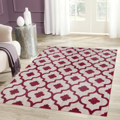 Loft Diamond Rectangle Accent Rug