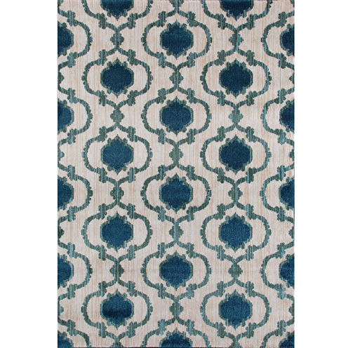 "Loft Ogee 5'3""x7'3"" Rectangle Rug"