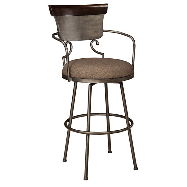 Signature Design by Ashley® Moriann Upholstered Barstool