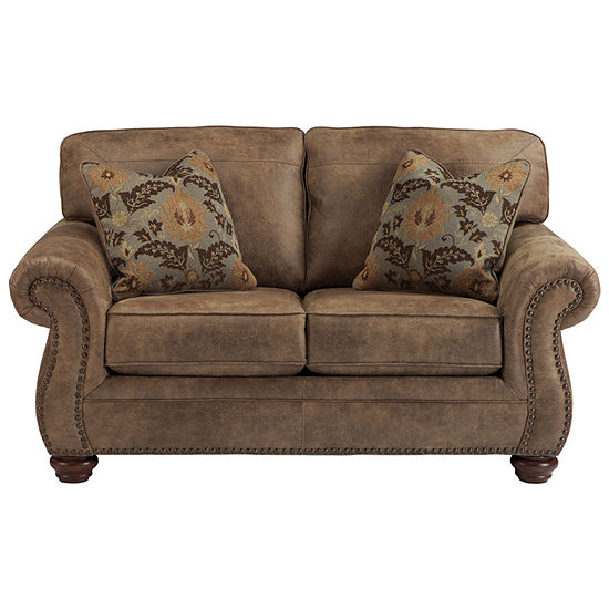Signature Design By Ashley Kennesaw Loveseat
