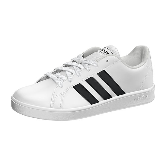 Adidas Grand Court K Unisex Kids Sneakers Lace Up