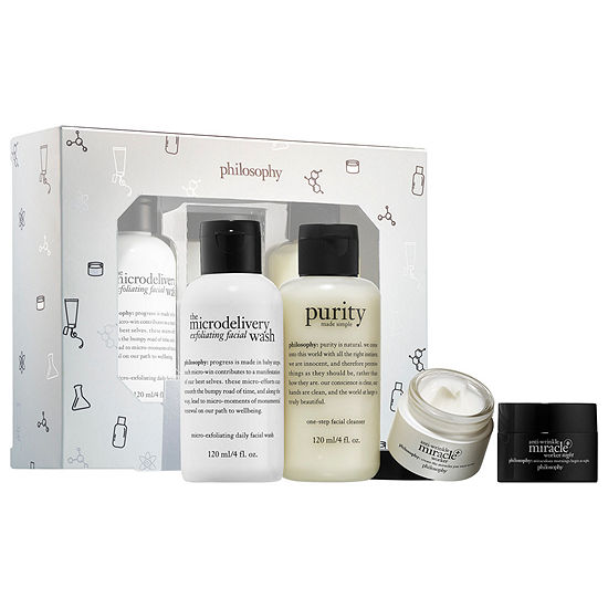 philosophy The Wrinkle Takeaway Set