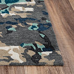 Rizzy Home Ziyad Hand Tufted Rectangular Indoor/Outdoor Rugs