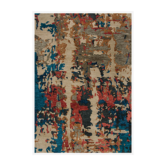 Rizzy Home Zahir Hand Tufted Rectangular Indoor/Outdoor Rugs