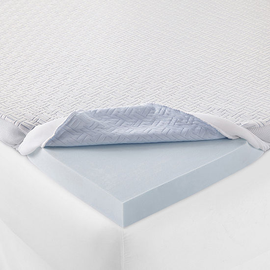 "Isotonic Serene Cool 'N Cozy 3"" Memory Foam Mattress Topper"