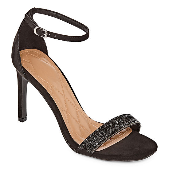 Anne Michelle Womens Desired 03s Heeled Sandals