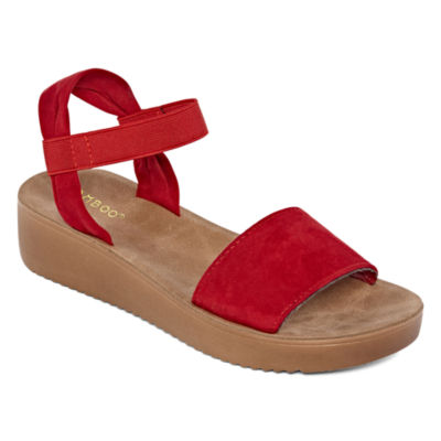 Bamboo Womens Core 06 Flat Sandals
