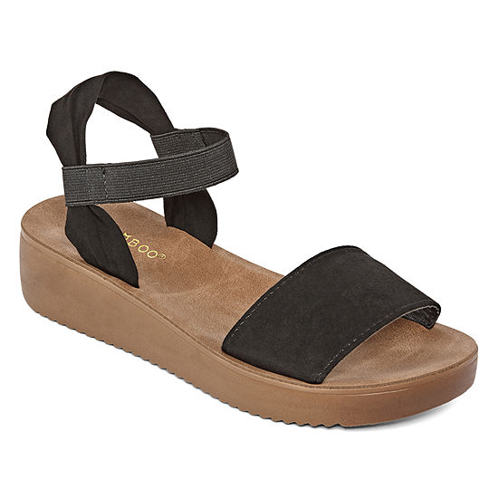 Bamboo Womens Core 06 Flat Sandals
