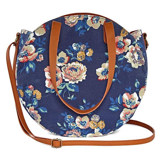 T-Shirt & Jeans Floral Tambie Tote Bag
