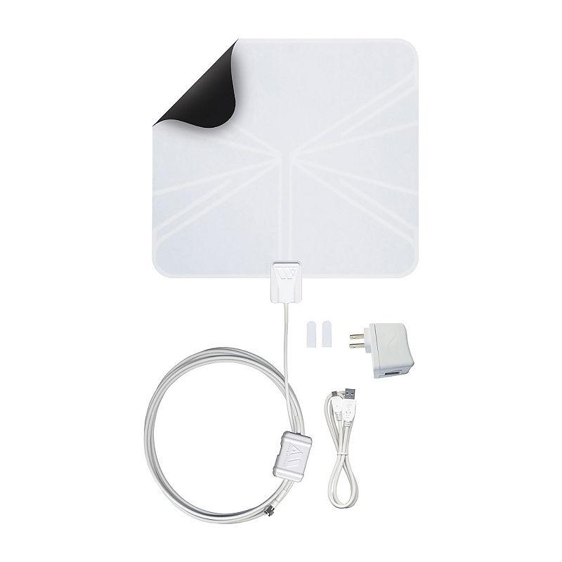 Winegard FlatWave Amped Indoor HDTV Antenna