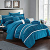 Chic Home Cheryl 10-pc. Midweight Comforter Set