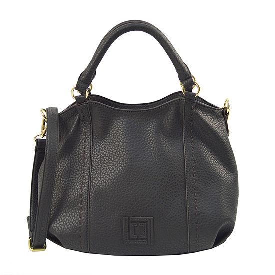 Liz Claiborne Ziggy Mini Shopper Shoulder Bag