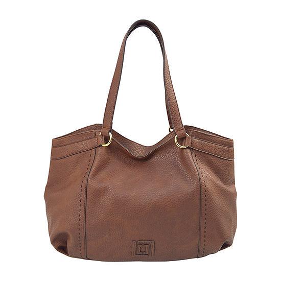 Liz Claiborne Ziggy Shopper Shoulder Bag