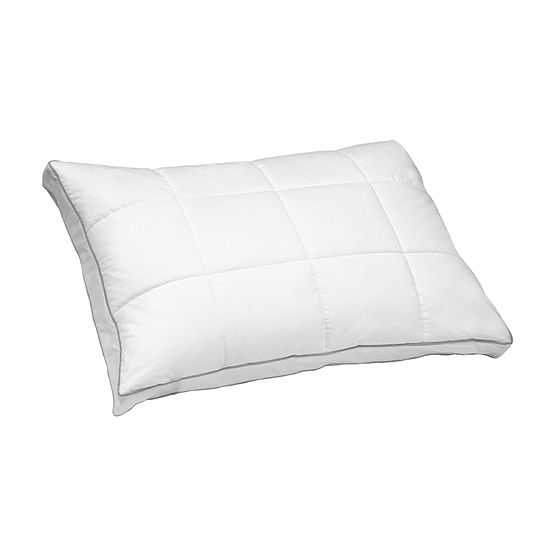 Blue Ridge Home Fashions Zurich Quilted Down & Feather Medium Density Pillow