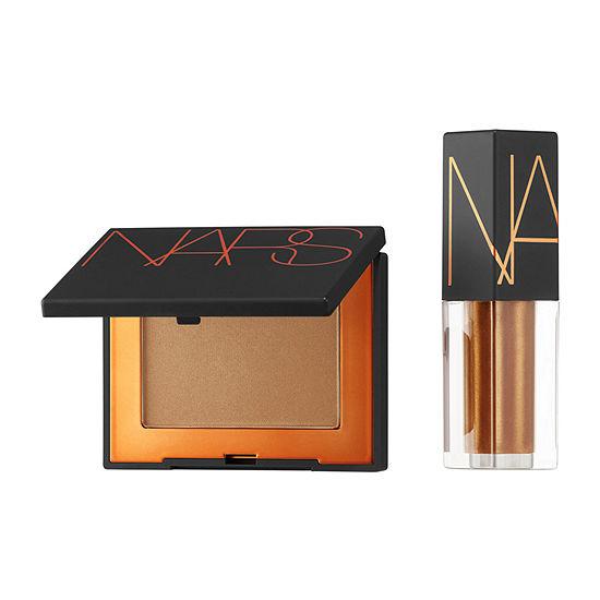 NARS Mini Laguna Bronzer + Mini Lip Oil Duo Set – Laguna Collection