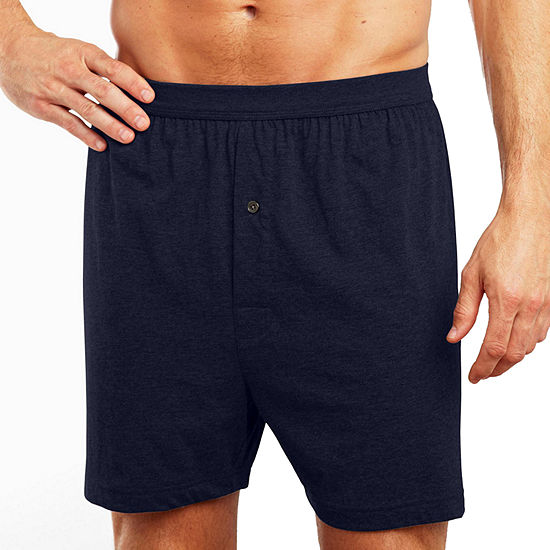 Stafford Knit Cotton Boxer