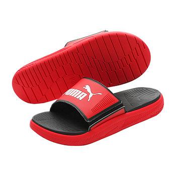 Puma Mens Softride Slide Sandals