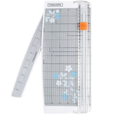 "Scrapbooking 12"" Paper Trimmer—Imperial and Metric"