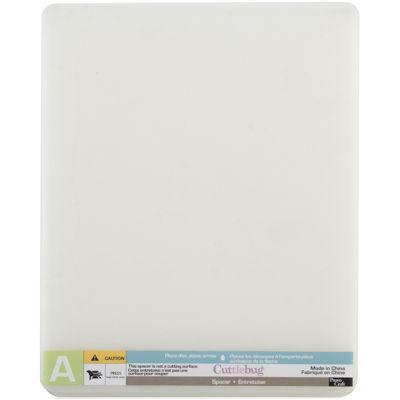"Cuttlebug™ 6x7"" Spacer Plate A"