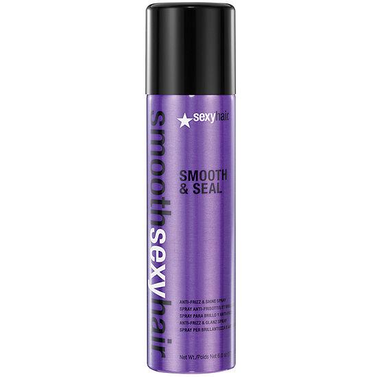Smooth Sexy Hair® Smooth & Seal Anti-Frizz & Shine Spray - 6 oz.