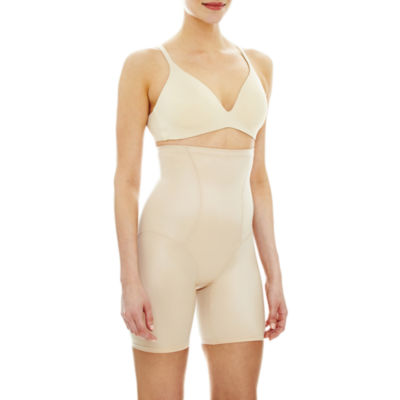 Bali Cool Comfort® Hi-Waist Extra Firm Control Thigh Slimmers - 8097