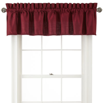 Royal Velvet Supreme Rod-Pocket Insert Valance
