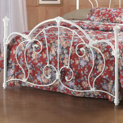 Leslie Metal Bed or Headboard