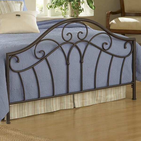 Howard Metal Bed or Headboard