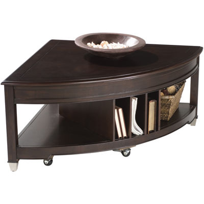 Corner Lift-Top Coffee Table