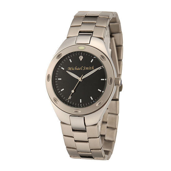 Personalized Dial Mens Stainless Steel Watch
