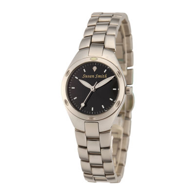 Personalized Dial Womens Stainless Steel Bracelet Watch