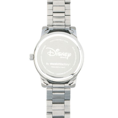 Disney Cinderella Womens Stainless Steel Bracelet Watch